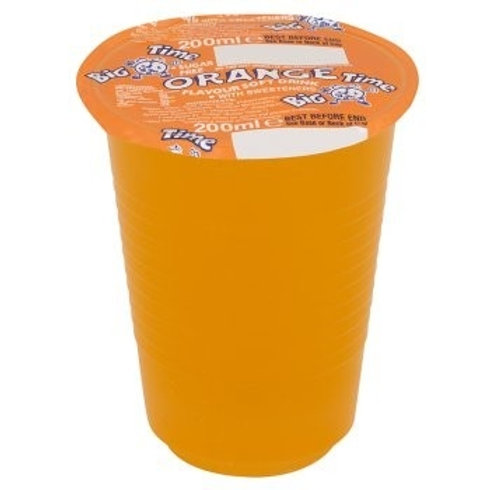 BIG TIME ORANGE DRINK