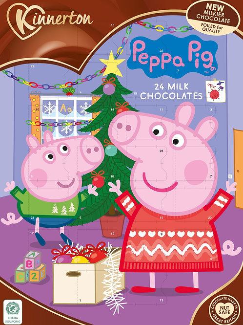 ADVERT CALENDAR -PEPPA PIG