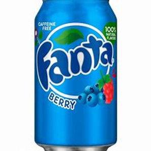 American Fanta Berry Flavour