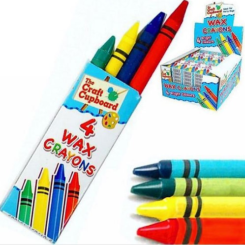 Crayons $ pack