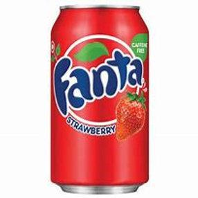 American Fanta Strawberry