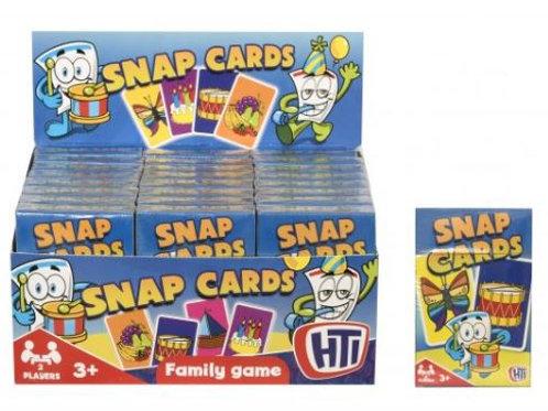 Snap Fun Card Game