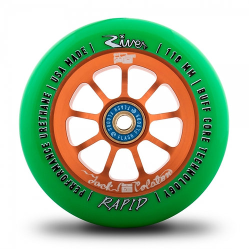 Rivers Wheels - Jack Colston Sig Wheels