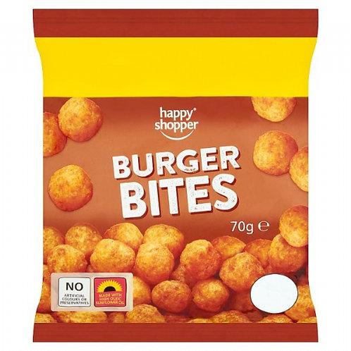 HAPPY SHOPPER BURGER BITES