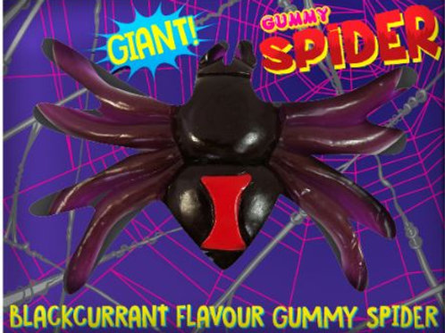 GIANT JELLY SPIDER