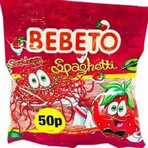 BEBETO-STRAWBERRY SPAGHETTI
