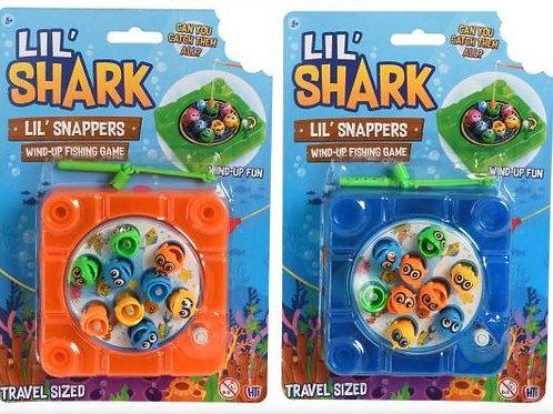 Lil'Shark fishing game