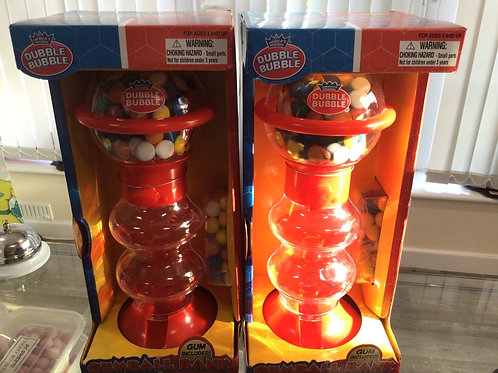 Rubble bubble gum ball dispenser