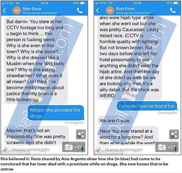 Rain Dove Published Texts 2.JPG