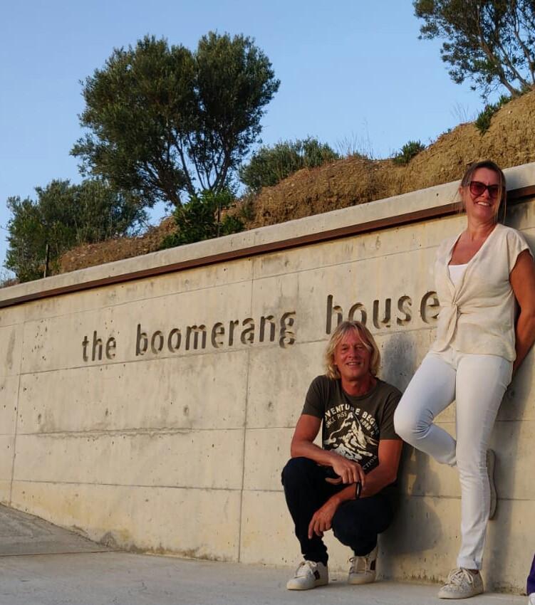 B&B the boomerang house - Sivas - Crete