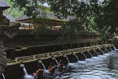 Sacred Spring Water