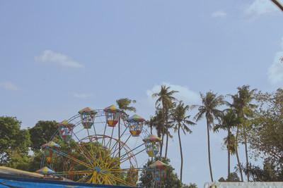 Balinese Fairground