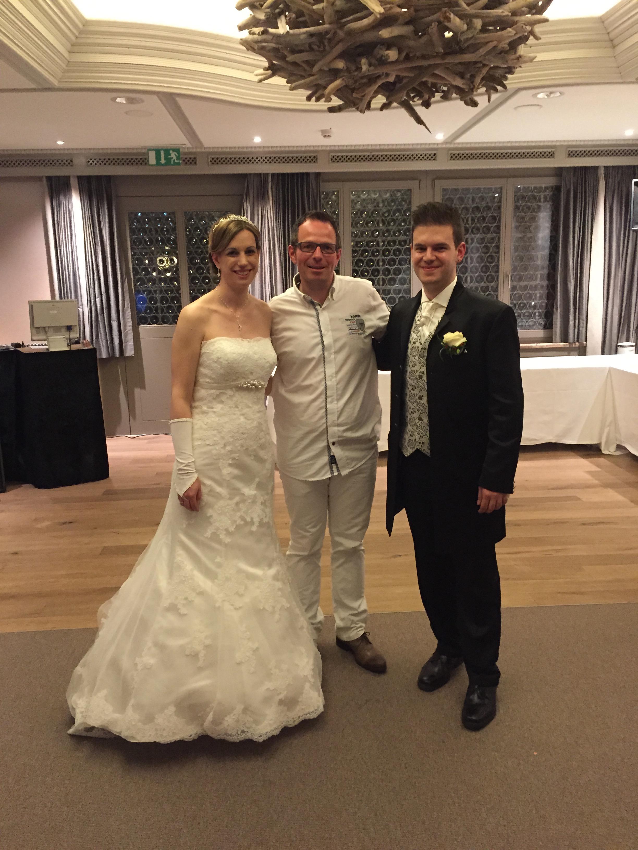 Hochzeit in der Seerose Meisterschwanden