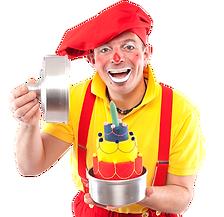 Clown Sascha