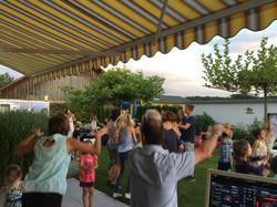 Privates Sommerfest