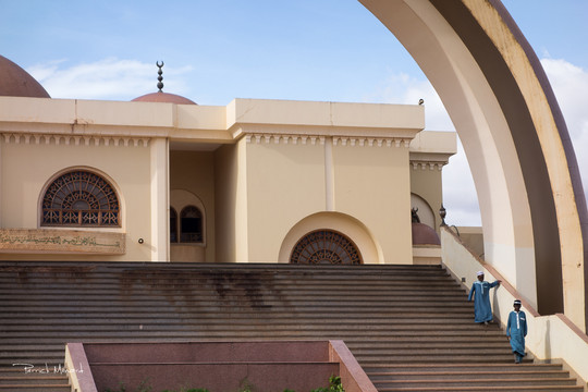Mosquée de Kampala