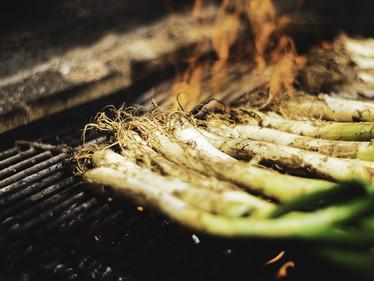 Ingredientes de temporada en los platos de L'Hort d'Ullastrell