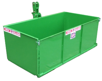 PF Agri Big Door Transport Box