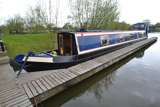 Narrow boat builder - narrow boat hull - midlands