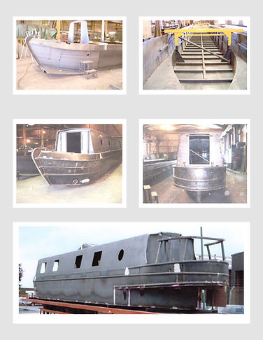 Price Fallows Steel Fabricators in the west midlands and across the UK
