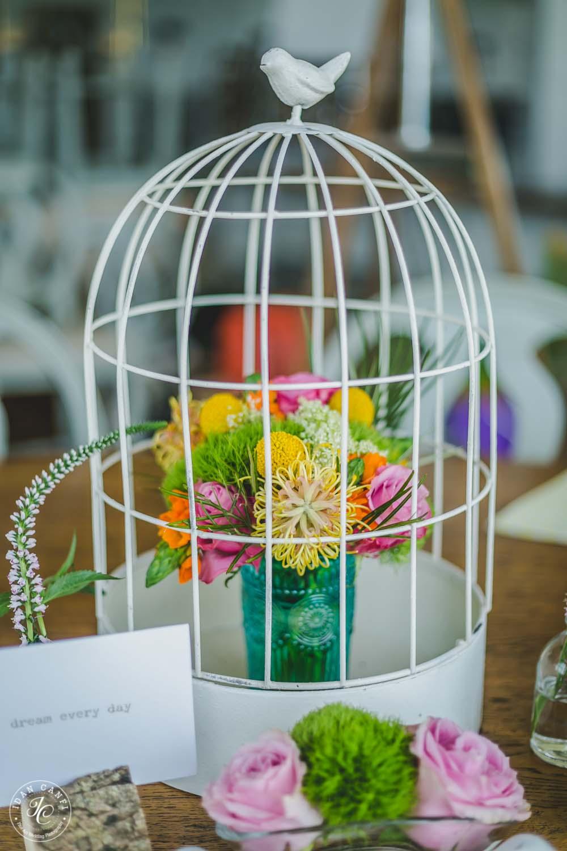 כלוב פרחים