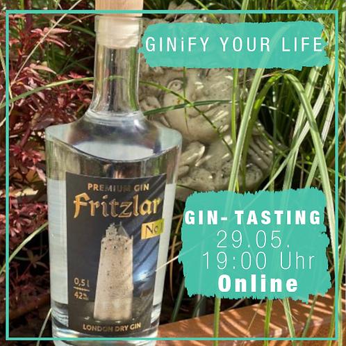 Gin-Tasting - Fritzlar Gin