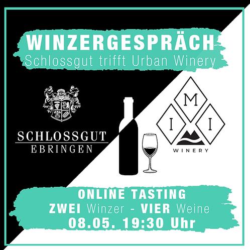 Winzergespräch - Das Wein Blind Date