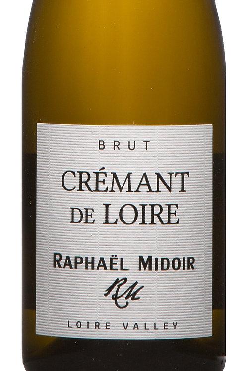 AOP Crémant de Loire, Raphaël Midoir weiß
