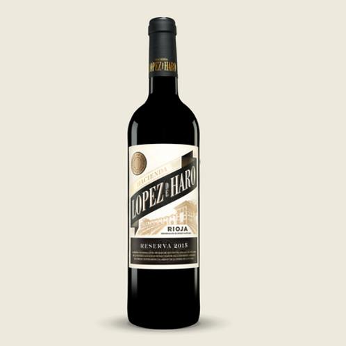 2017 Rioja Hacienda Lopez de Haro