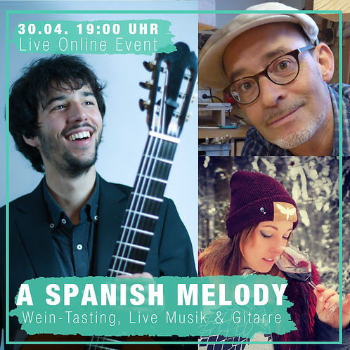 A Spanish Melody - Wein & Live Musik