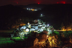 Ponte Fajão à noite 2