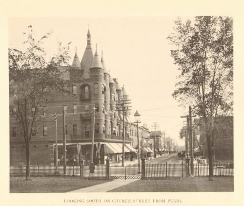 "Early 1900's - then called ""Richardson House"""