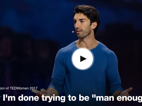 Changing The Way We Talk And Think About What It Takes To Be A Man