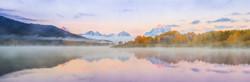 Autumn Morning, Jackson Lake