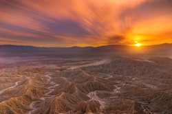 Font's Point Sunset 1