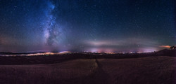 End of Milky Way