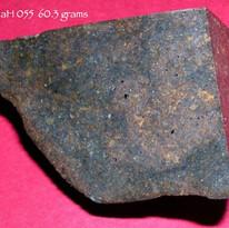 JaH 055  60.3 grams