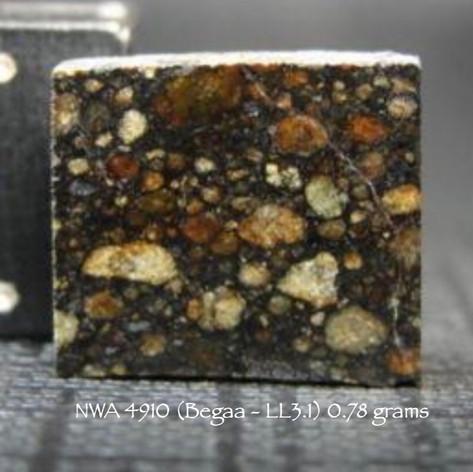 NWA 4910 Begaa - 0.78 grams