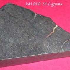 JaH 640  24.6 grams