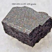 NWA 1232 (CO3) .076 grams