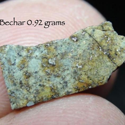 Bechar 0.92 grams