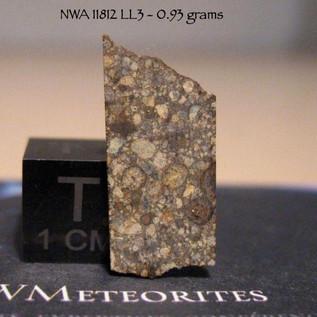 NWA 11812 LL3 - 0.93 grams