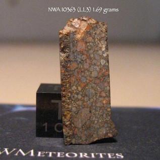 NWA 10363 (LL3) 1.69 grams