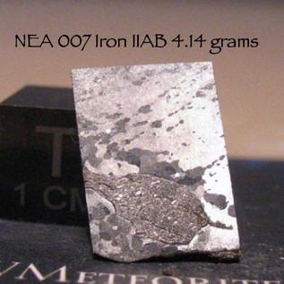 NEA 007 Iron IIAB 4.14 grams