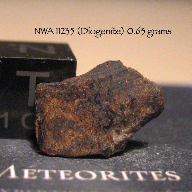 NWA 11235 (Diogenite) 0.63 grams