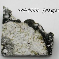 NWA 5000 .790 grams