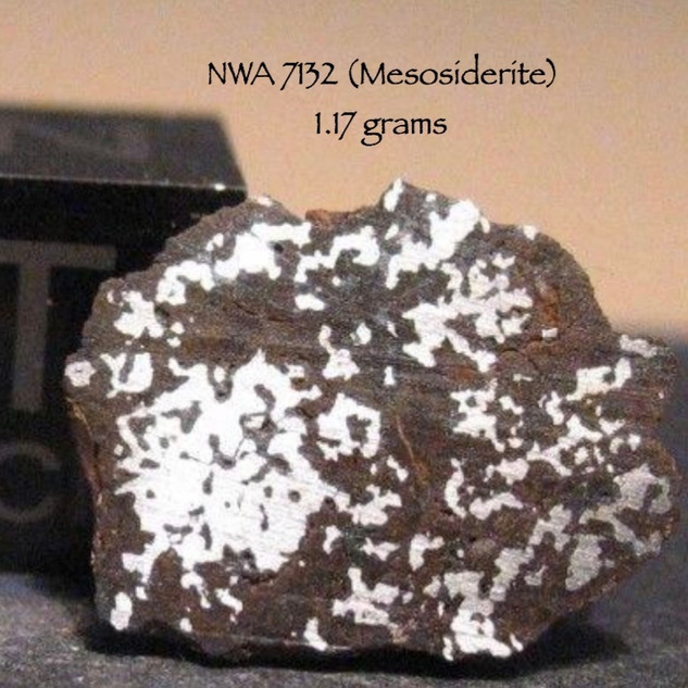 NWA 7132 1.17 grams