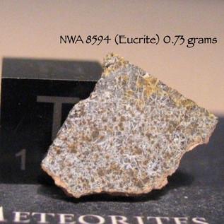 NWA 8594 (Eucrite) 0.73 grams