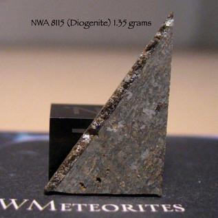 NWA 8115 (Diogenite) 1.35 grams