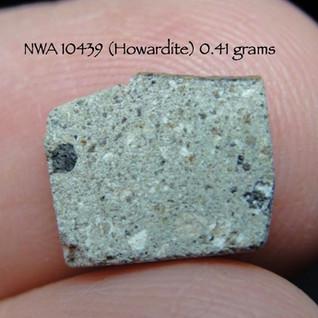 NWA 10439 0.41grams